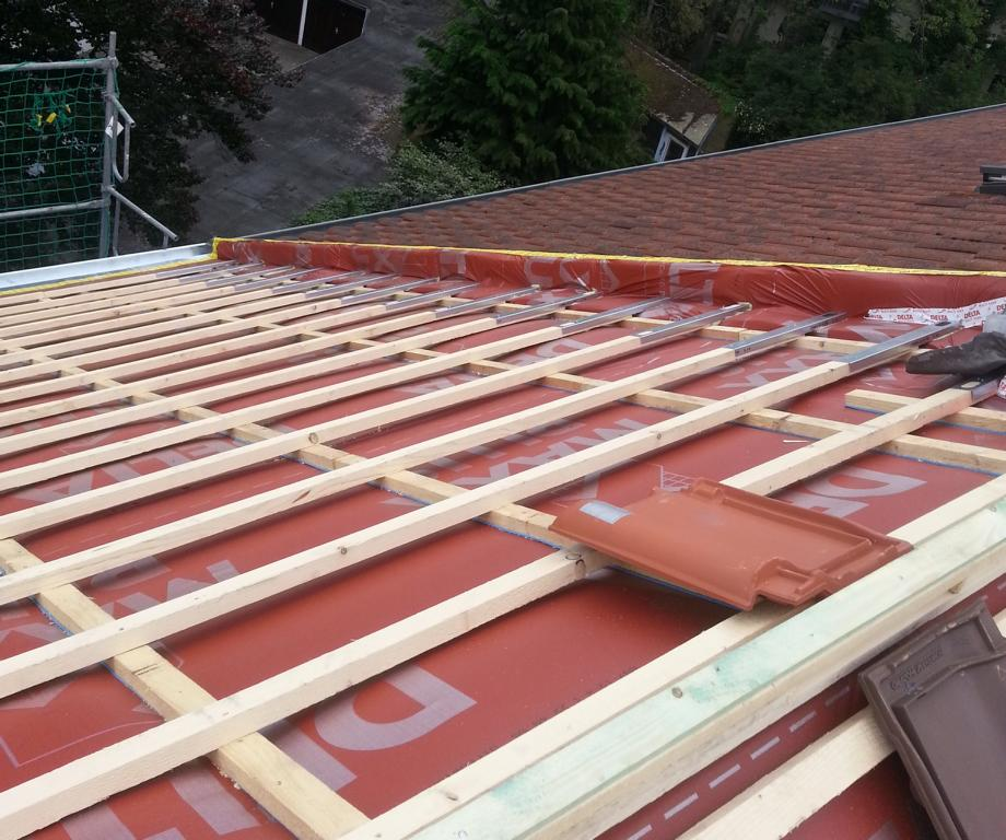 Ziedeldachsanierung – Dachdecker Deipenbrock Münster